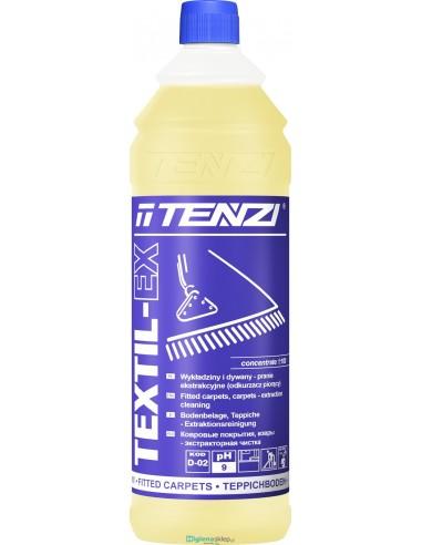 TENZI TEXTIL-EX 1L Koncentrat. Pranie dywanów metodą ekstrakcyjną (odkurzaczem piorącym).