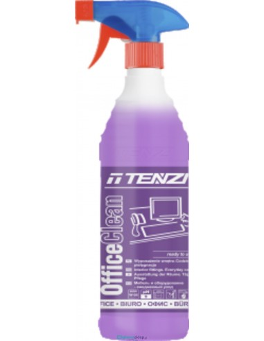 TENZI OFFICE CLEAN GT 0.6L Gotowy do użycia. Mycie mebli i urządzeń biurowych.