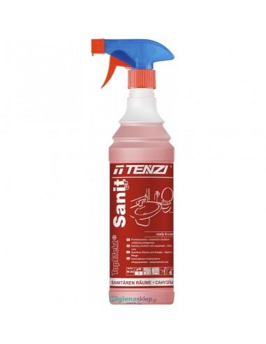 TENZI TOPEFEKT SANIT GT Gotowy do użycia. Mycie i pielęgnacja zapobiegawcza pomieszczeń sanitarnych.