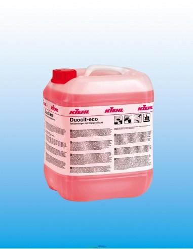 KIEHL DUOCIT-ECO BALANCE Płyn do mycia sanitariatów bez barwników i substancji zapachowych