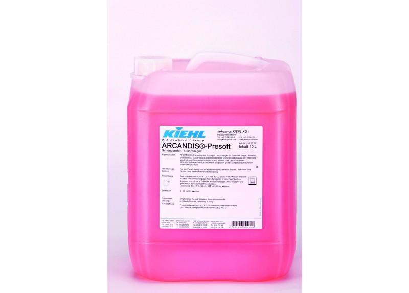 KIEHL ARCANDIS Presoft 10L Delikatny płyn do wstępnego mycia naczyń