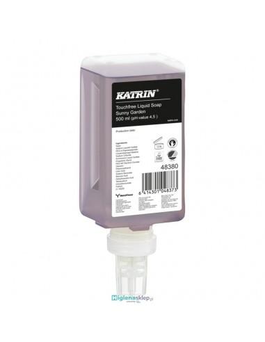 48380 KATRIN Sunny Garden Mydło w płynie do dozownika bezdotykowego 500 ml