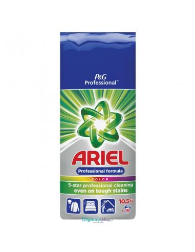 Ariel Professional Color Proszek do prania kolorowych tkanin 10.5kg na 140 prań