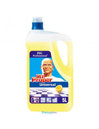 Mr Proper Professional Lemon środek do czyszczenia podłóg i powierzchni różnego typu 5L