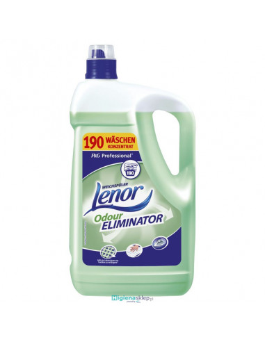 Lenor Professional Odour Eliminator Płyn do płukania tkanin 4.75L