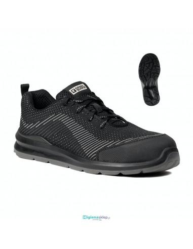 Buty ochronne BHP o sportowym wyglądzie MILERITE