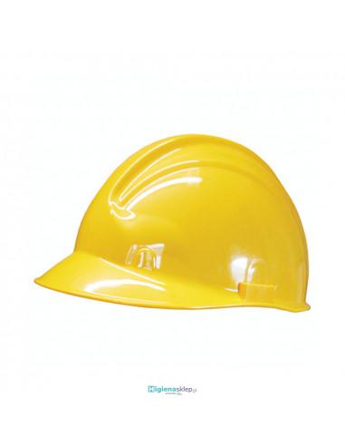 Hełm ochronny dielektryczny żółty ALBATROS