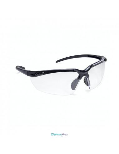 Okulary ochronne PSI z poliwęglanu odporne na zarysowania antypoślizgowe